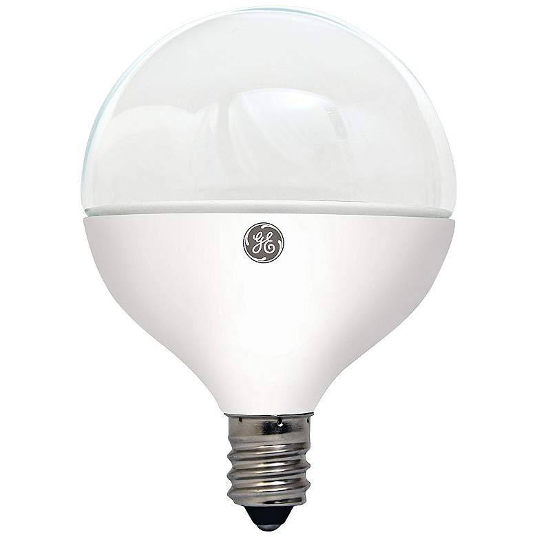 40W Equivalent GE Frosted 5W LED Dimmable Globe