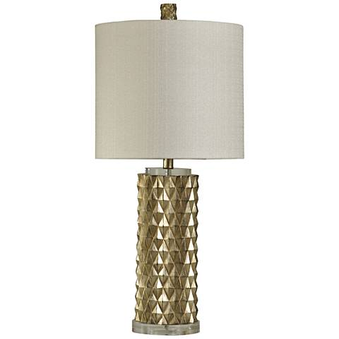 Panik Devonshire Gold Table Lamp