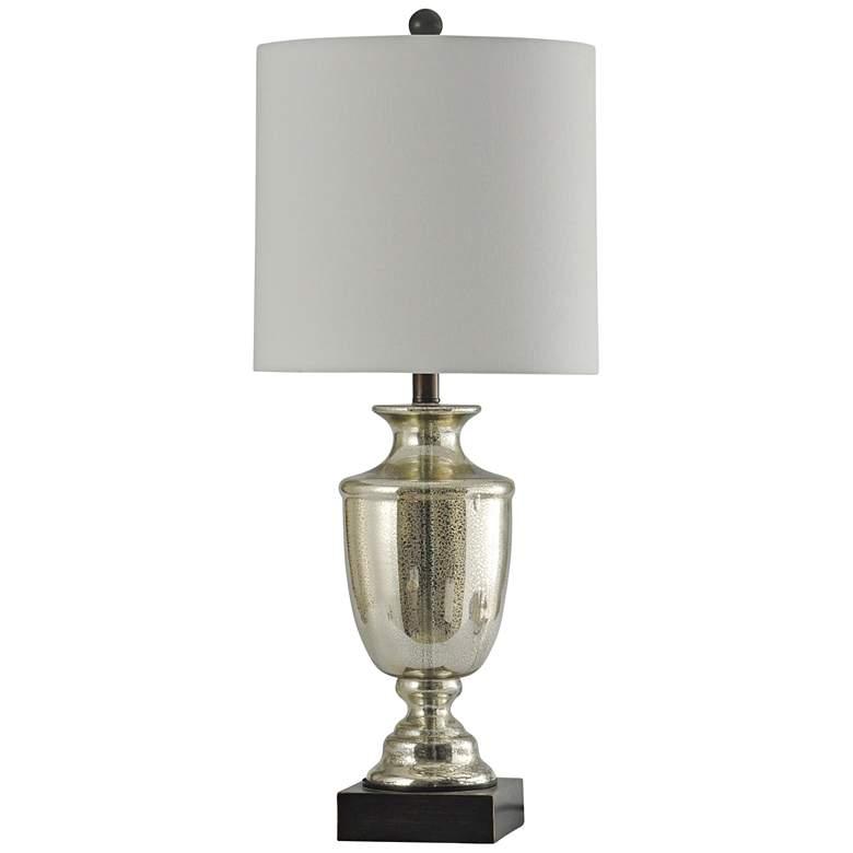 Irvington Mercury Glass Table Lamp