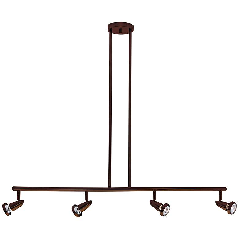 Access Lighting Mirage 4-Light Bronze LED Track Fixture