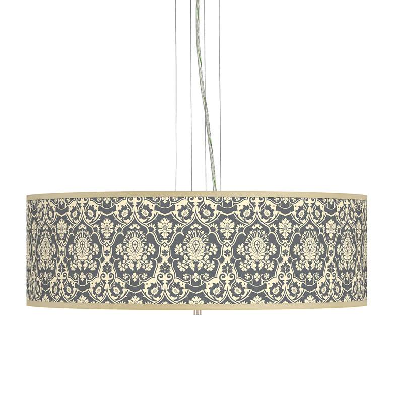 "Seedling by thomaspaul Damask 24"" Wide Pendant Chandelier"