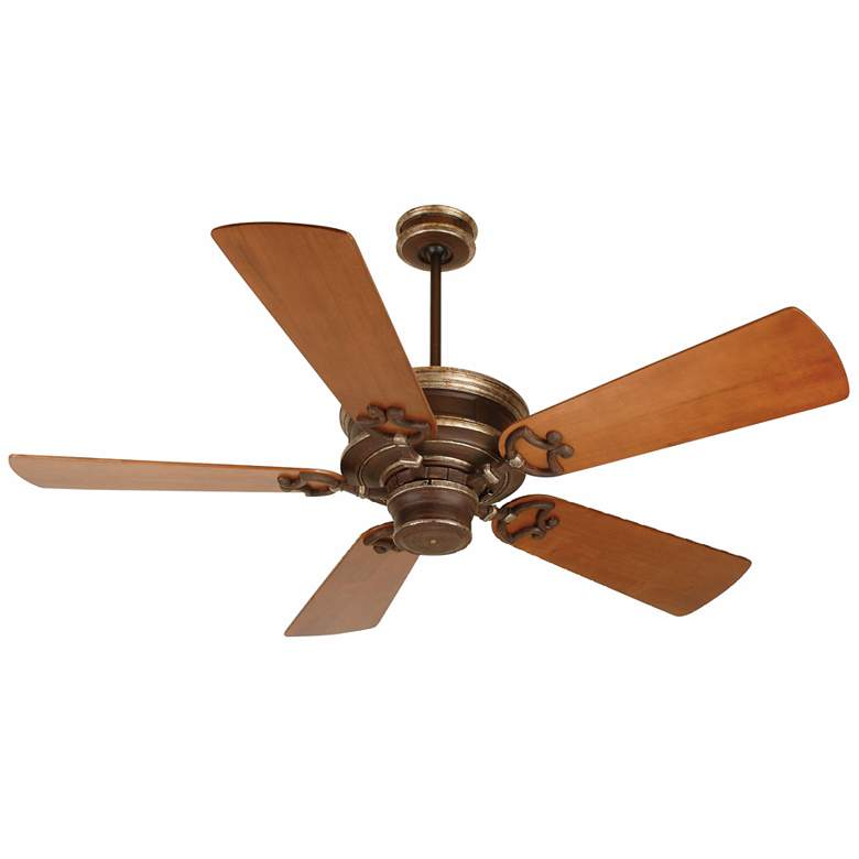 """52"""" Craftmade Woodward Vintage Madera Ceiling Fan"""
