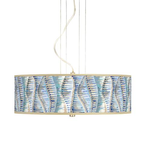 "Siren 20"" Wide 3-Light Pendant Chandelier"