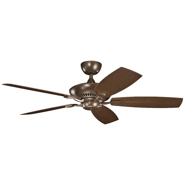 """52"""" Kichler Canfield Climates™ Outdoor Ceiling Fan"""