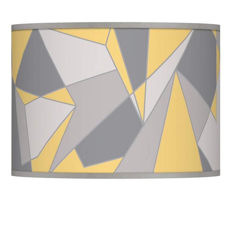Modern Mosaic II Giclee Lamp Shade 13.5x13.5x10 (Spider)