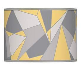 Modern Mosaic Ii Giclee Lamp Shade 13 5x13 5x10 Spider