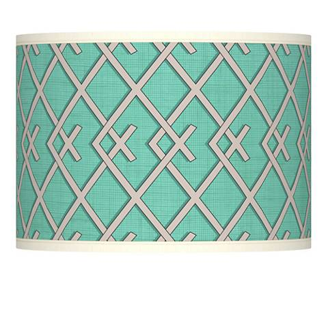 Crossings Giclee Lamp Shade 13.5x13.5x10 (Spider)