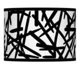 Sketchy Giclee Lamp Shade 13.5x13.5x10 (Spider)