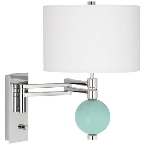 Cay Niko Swing Arm Wall Lamp