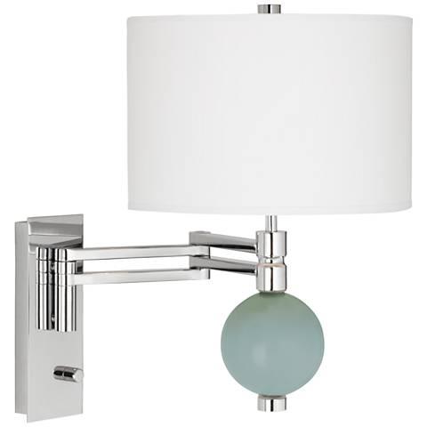 Aqua-Sphere Niko Swing Arm Wall Lamp