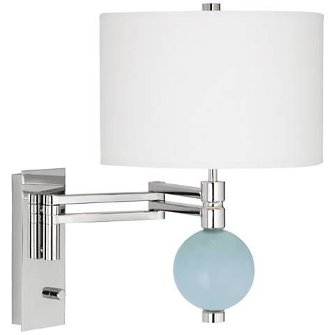 Vast Sky Niko Swing Arm Wall Lamp