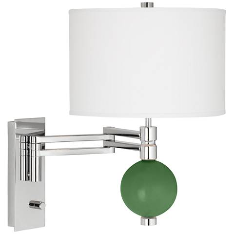 Garden Grove Niko Swing Arm Wall Lamp