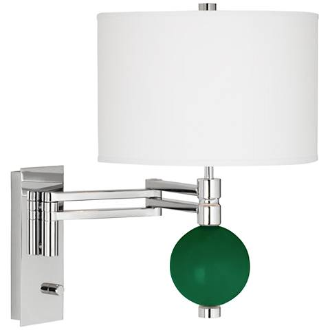 Greens Niko Swing Arm Wall Lamp