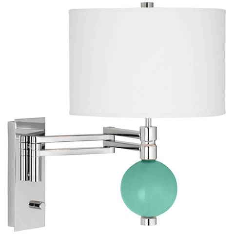 Larchmere Niko Swing Arm Wall Lamp