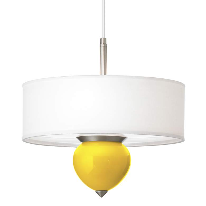 "Citrus Cleo 16"" Wide Pendant Chandelier"