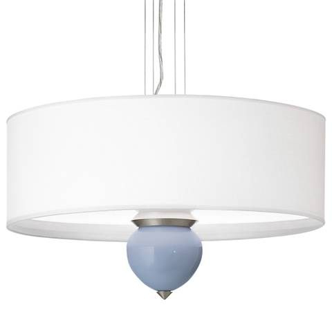 "Blue Sky Cleo 24"" Wide Pendant Chandelier"