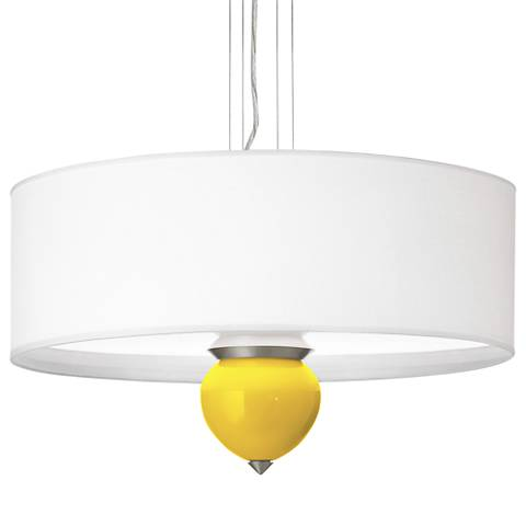 "Citrus Cleo 24"" Wide Pendant Chandelier"