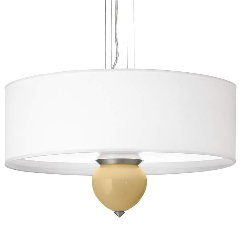 """Humble Gold Cleo 24"""" Wide Pendant Chandelier"""