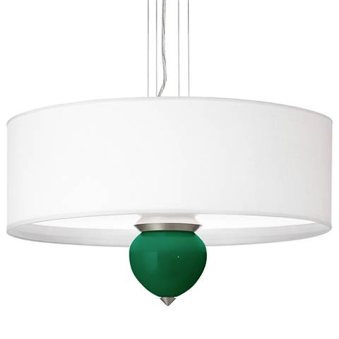"Greens Cleo 24"" Wide Pendant Chandelier"