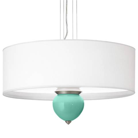 "Larchmere Cleo 24"" Wide Pendant Chandelier"