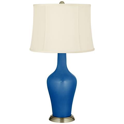 Ocean Metallic Anya Table Lamp