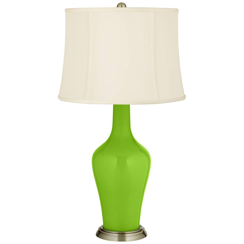 Neon Green Anya Table Lamp