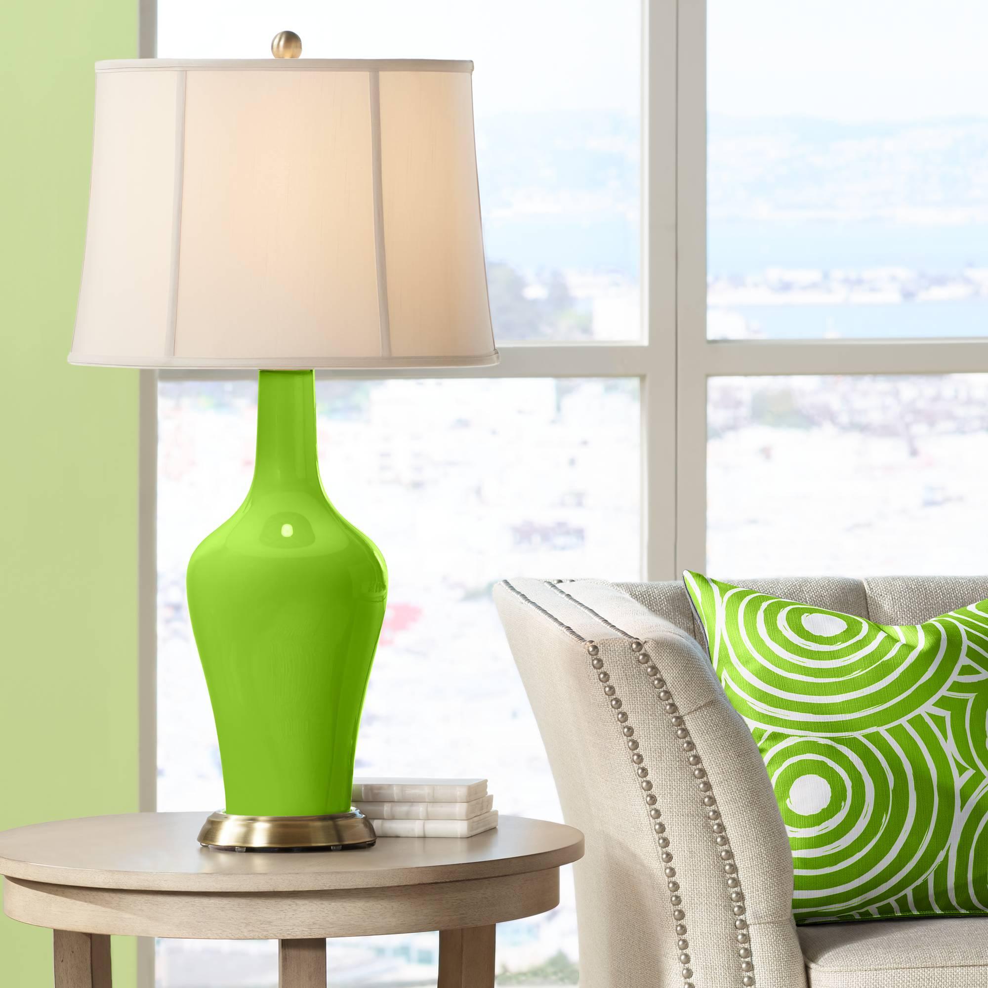 Neon Green Anya Table Lamp | eBay