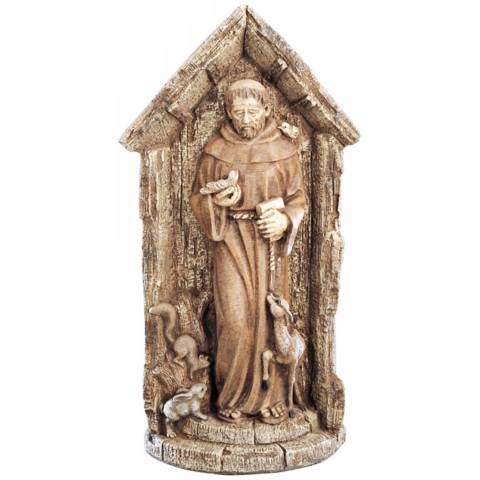 St Francis Garden 27 Quot High Yard Decor Outdoor Statue