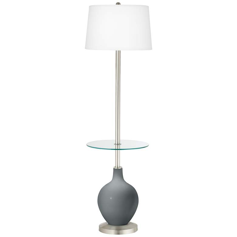 Software Ovo Tray Table Floor Lamp