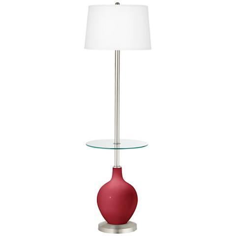 Samba Ovo Tray Table Floor Lamp