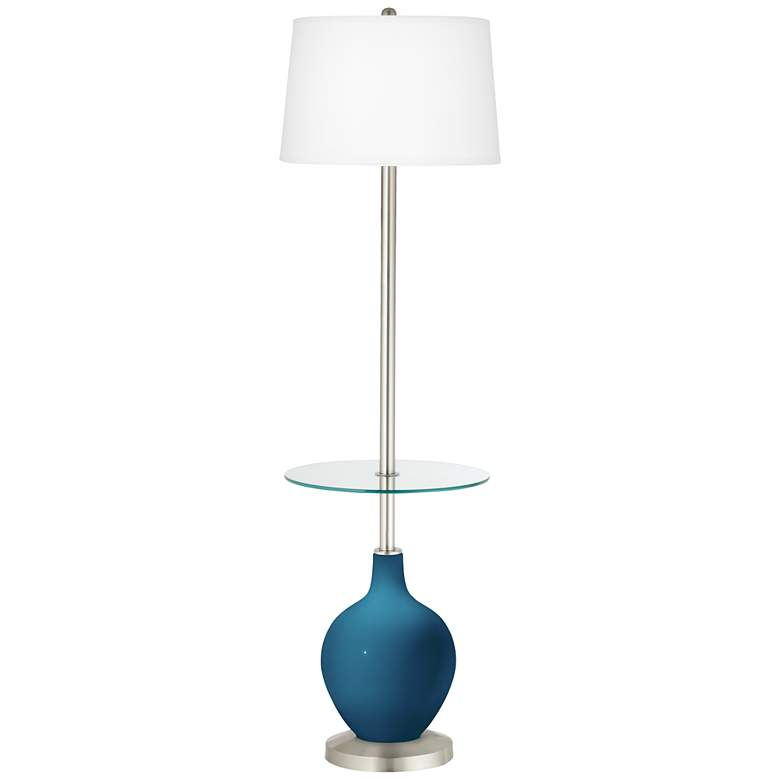 Bosporus Ovo Tray Table Floor Lamp