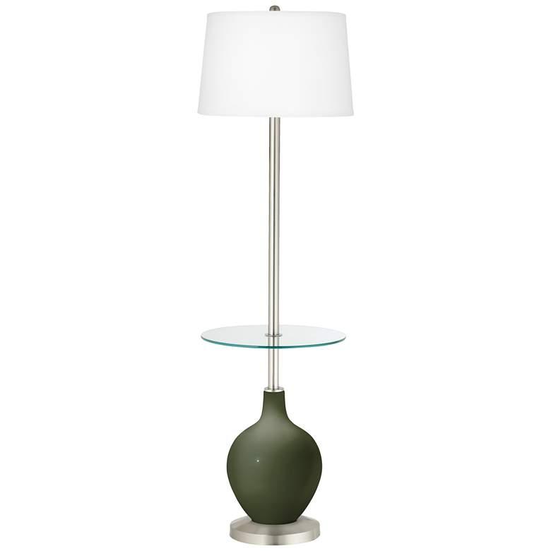 Secret Garden Ovo Tray Table Floor Lamp