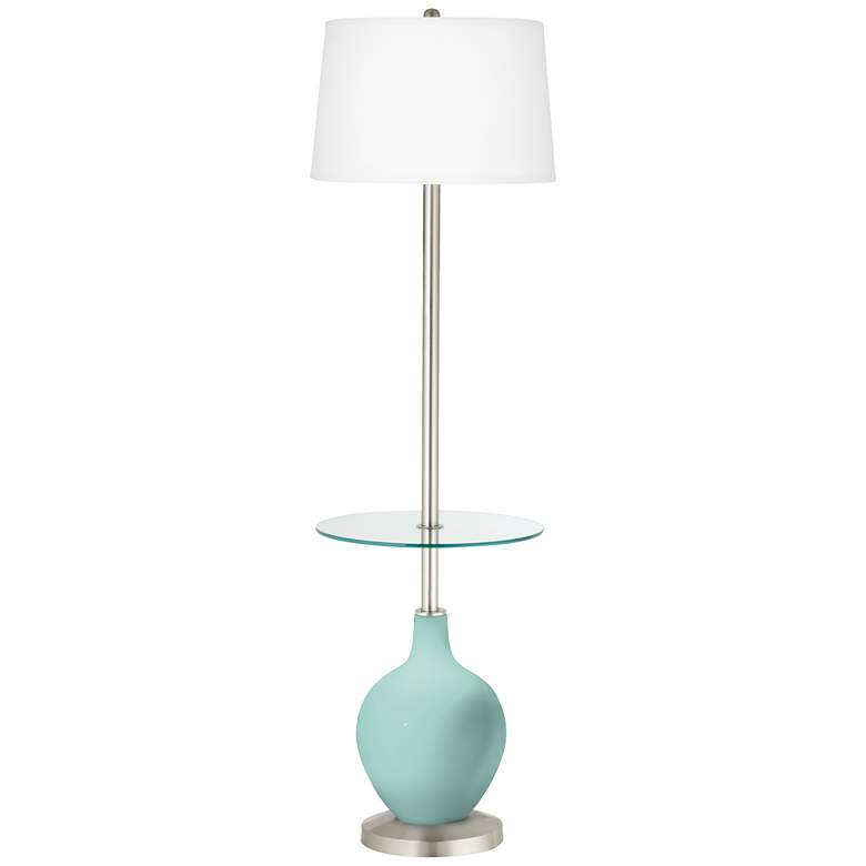 Cay Ovo Tray Table Floor Lamp