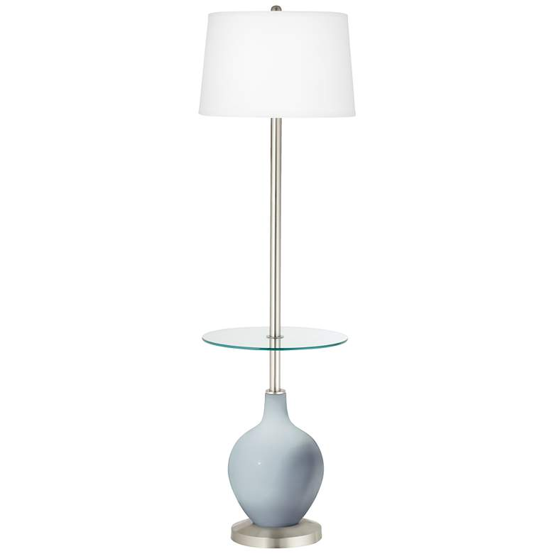 Take Five Ovo Tray Table Floor Lamp