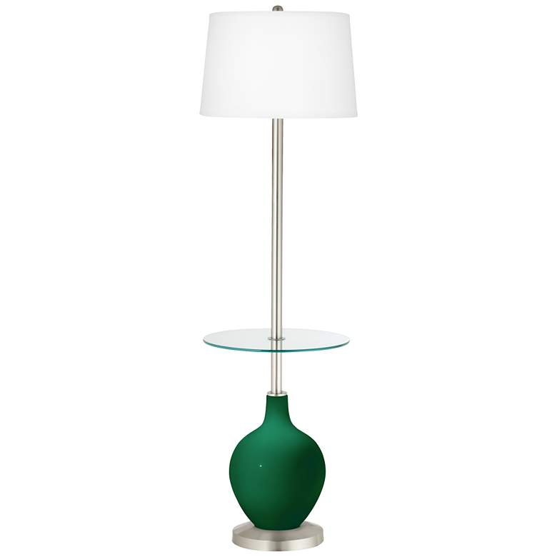 Greens Ovo Tray Table Floor Lamp