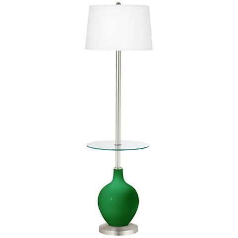 Envy Ovo Tray Table Floor Lamp