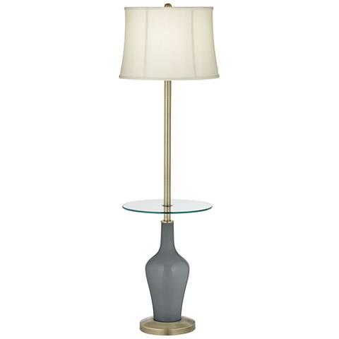 Software Anya Tray Table Floor Lamp