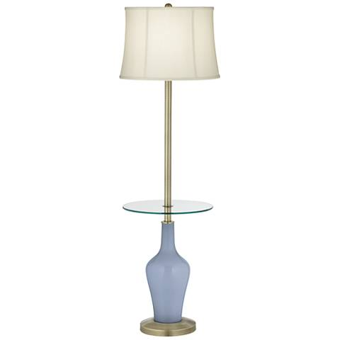 Blue Sky Anya Tray Table Floor Lamp