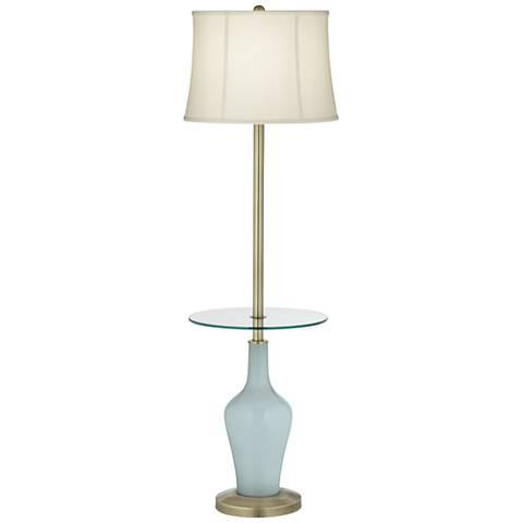 Rain Anya Tray Table Floor Lamp