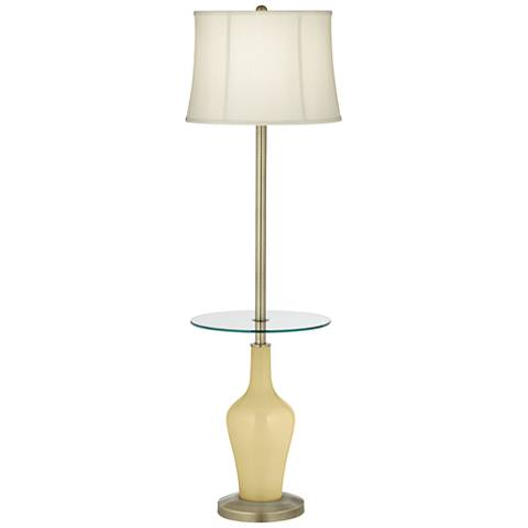 Butter Up Anya Tray Table Floor Lamp