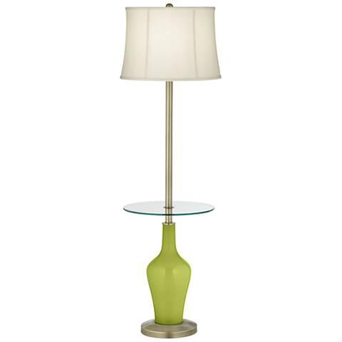 Parakeet Anya Tray Table Floor Lamp