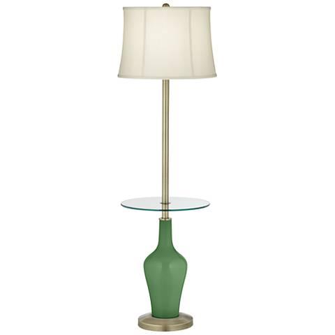 Garden Grove Anya Tray Table Floor Lamp