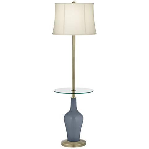 Granite Peak Anya Tray Table Floor Lamp