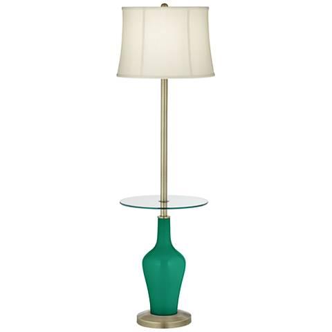 Leaf Anya Tray Table Floor Lamp