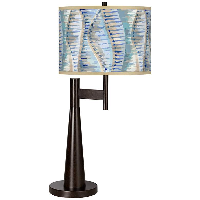 Siren Giclee Novo Table Lamp
