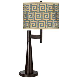 Giclee Glow Asian Table Lamps Lamps Plus