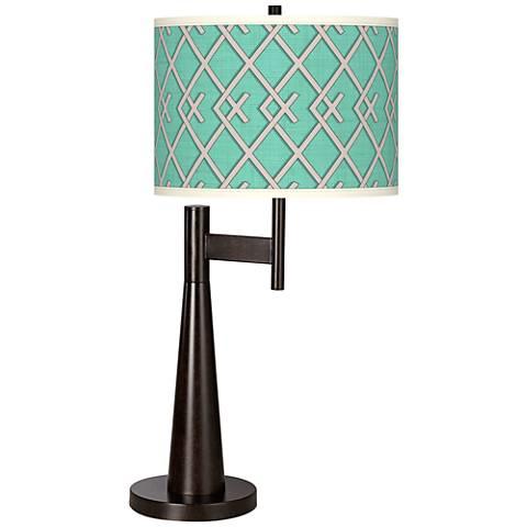 Crossings Giclee Novo Table Lamp
