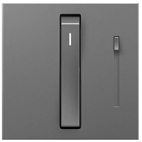 adorne® Magnesium 700W Whisper Dimmer with Status Light