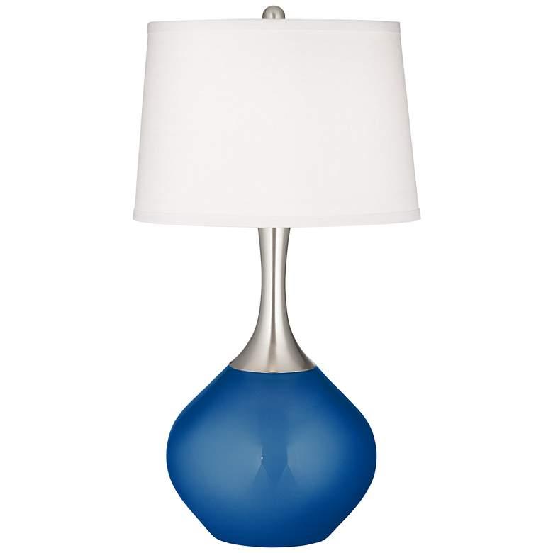 Ocean Metallic Spencer Table Lamp
