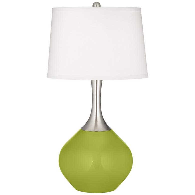 Parakeet Spencer Table Lamp